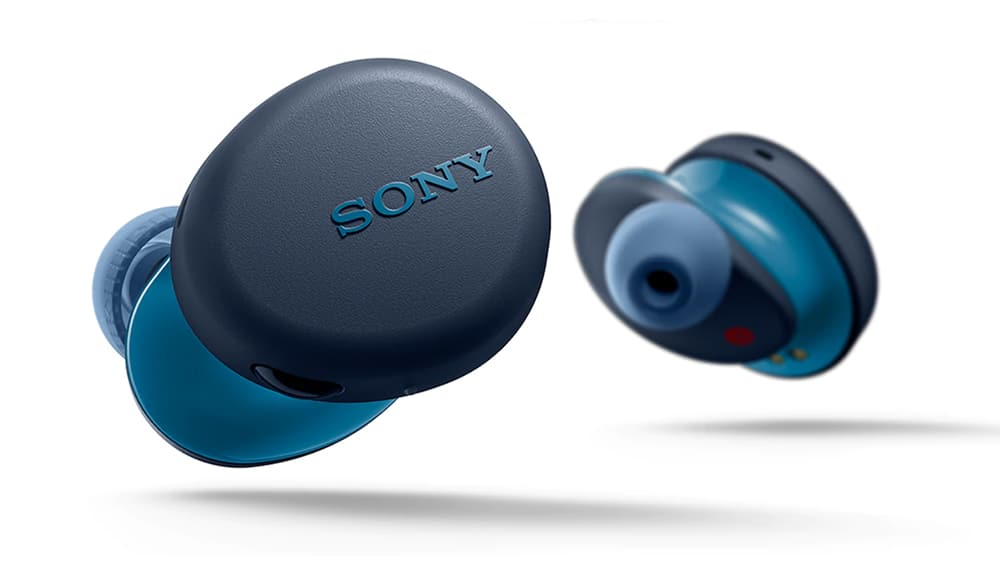 Sony WF-XB700 offer us a quite attractive design.