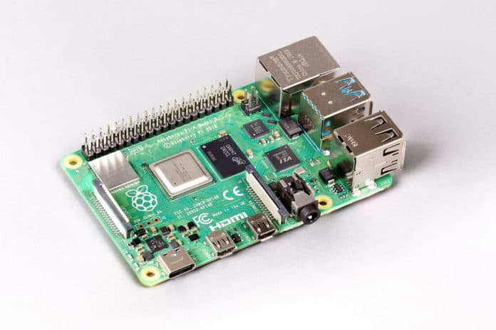 The Raspberry Pi 4 is now available with up to 8GB of RAM.