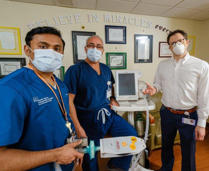 The 3D printed adapters convert BiPAP machines into functional invasive mechanical ventilators.