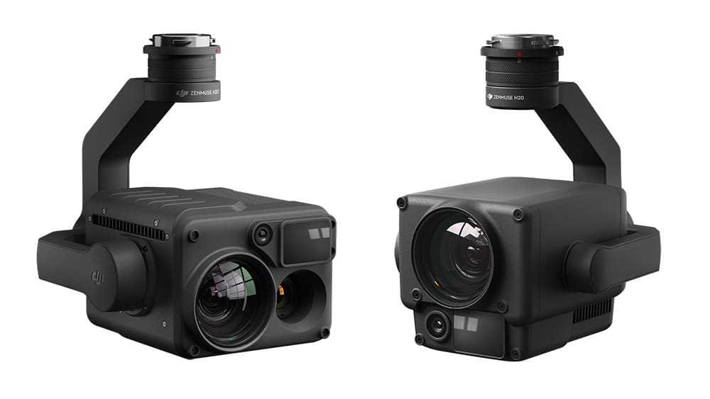 The H20 series comes with a triple sensor, 23x Hybrid Optical Zoom Camera, a 12MP Wide Camera.