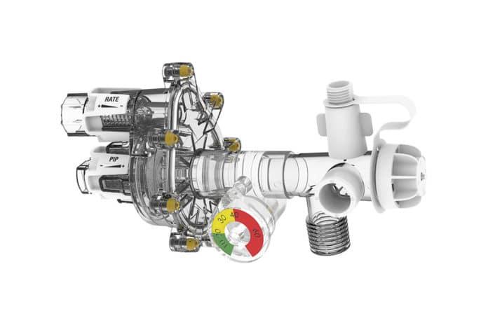 Belkin is working on Gas-Operated emergency ventilator.
