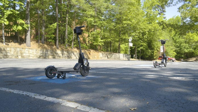 Tortoise & Go X launch the first fleet of teleoperated e-scooters.