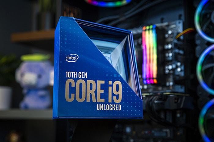 Intel announces new desktop processors as part of the 10th Gen Intel Core processor family