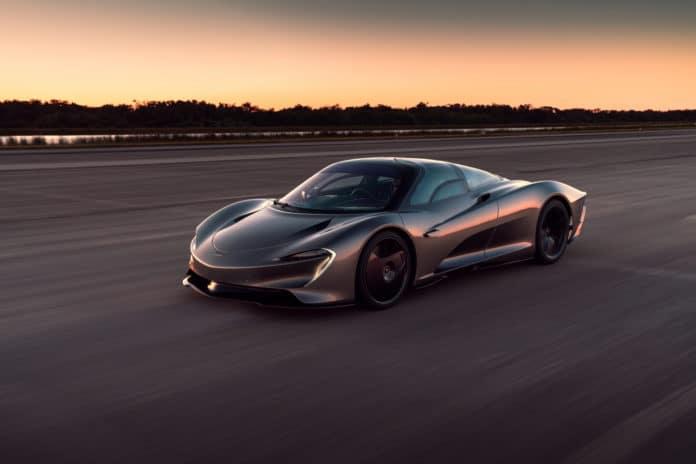 The Speedtail – the fastest McLaren ever.