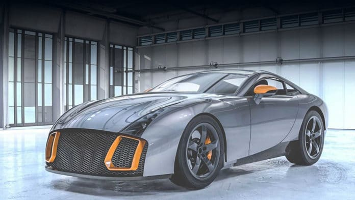 New Mulholland Legend 480 is the true successor to TVR.