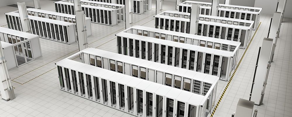 It consolidates the power and capabilities of an entire data center into a single flexible platform.