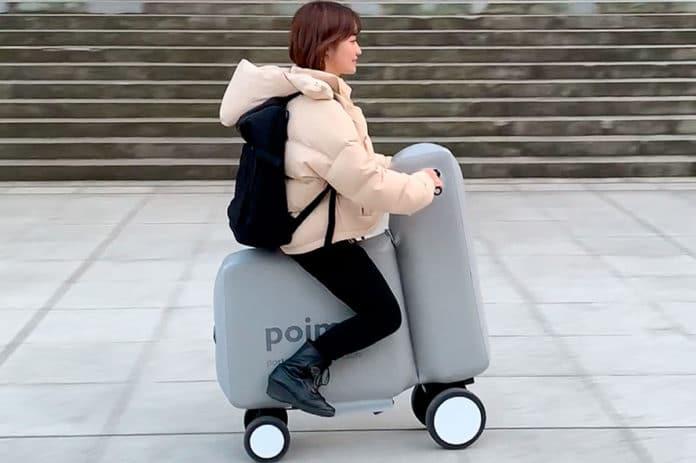 Poimo - nadmuchiwany rower elektryczny 6