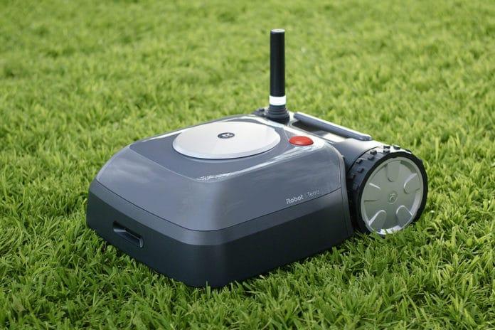 Terra robot lawnmower.