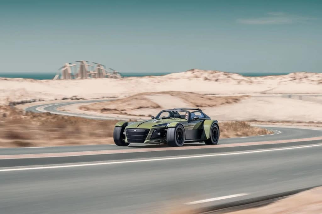 Donkervoort D8 GTO-JD70.