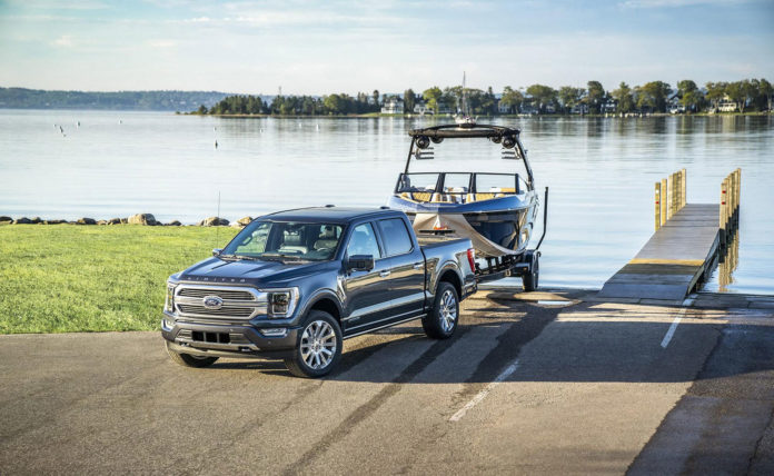 Ford reveals the toughest, most productive F-150 ever.