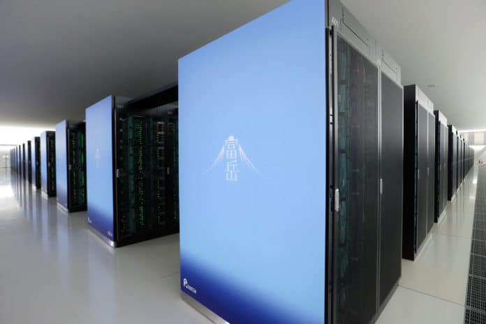 Fugaku is now the most powerful supercomputer in the world.