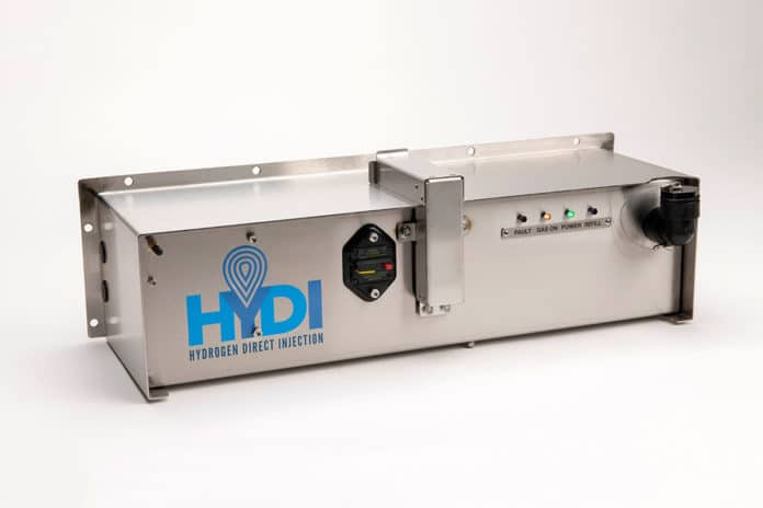 The HYDI unit is a sophisticated but simple to use Hydrogen on demand system.