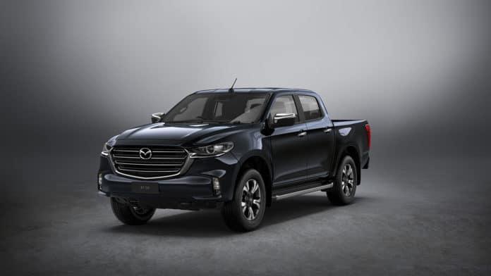 All-New Mazda BT-50.