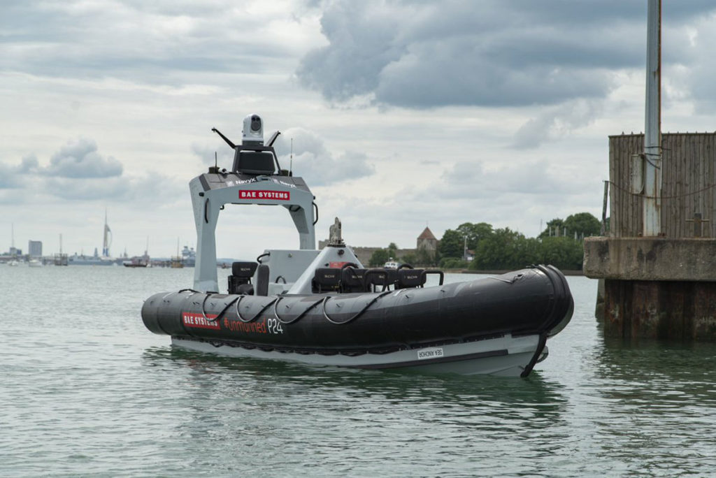 It increase Navy's capabilities while protecting sailor's lives.