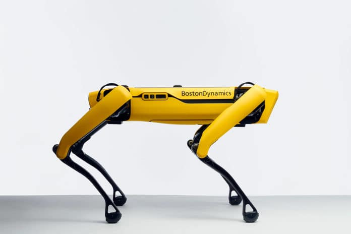 Boston Dynamics starts selling Spot Robot to any company for $74,500.