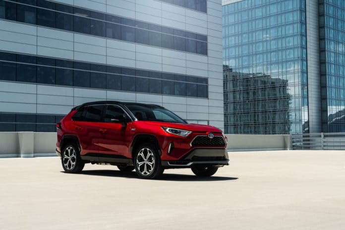 Toyota began selling the quickest and most fuel-efficient RAV4 Prime.