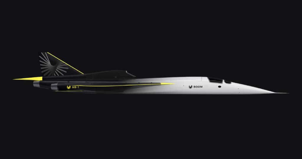 Supersonic civil aircraft promises to travel at up to twice the speed of sound.