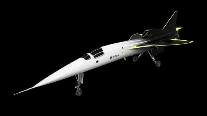 Boom's XB-1 supersonic aircraft paves the way for the return of supersonic travel.