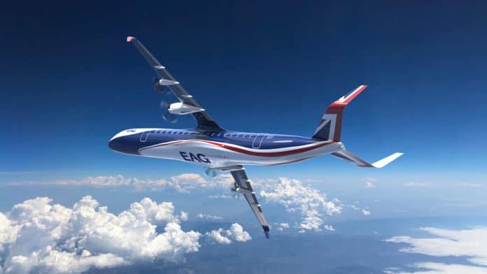 EAG Hybrid Electric Regional Aircraft (HERA).