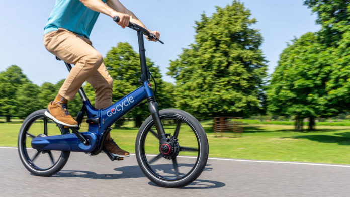 Updated Gocycle GX 2020 fast folding e-bike now weighs less, more refined.