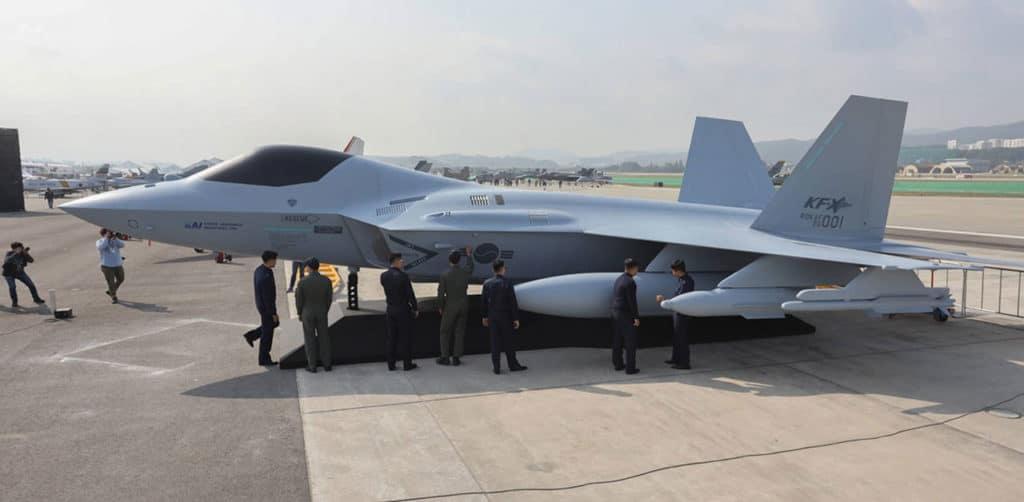 KF-X-fighter