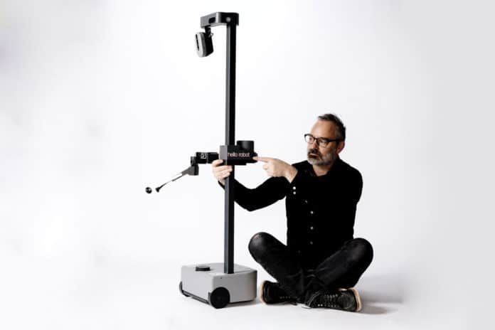 Ex-Googler's Stretch robot could automate a range of household tasks.