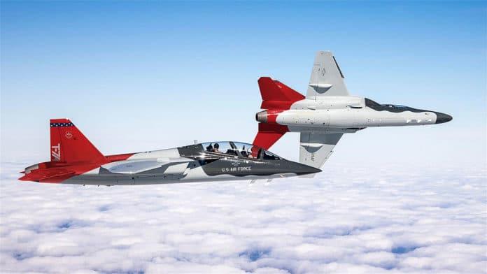 T-7A Red Hawk Advanced Trainer