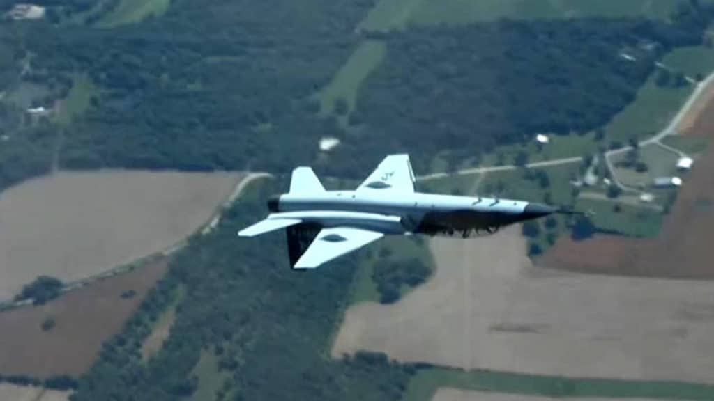 During the test, pilots flipped the plane more than a dozen times