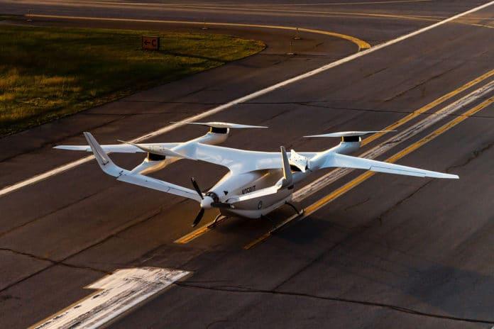 New electric VTOL ALIA draws inspiration from far-flying bird.