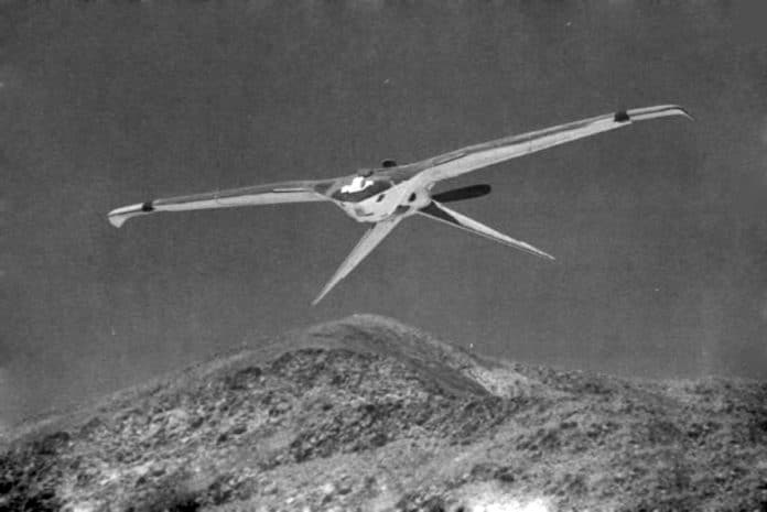 CIA declassified 1960s Bird-like Aquiline reconnaissance drone project.