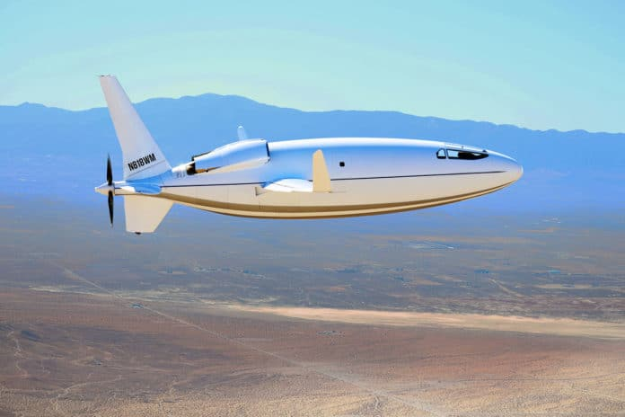 Otto Aviation unveils Celera 500L, an ultra-efficient passenger aircraft.