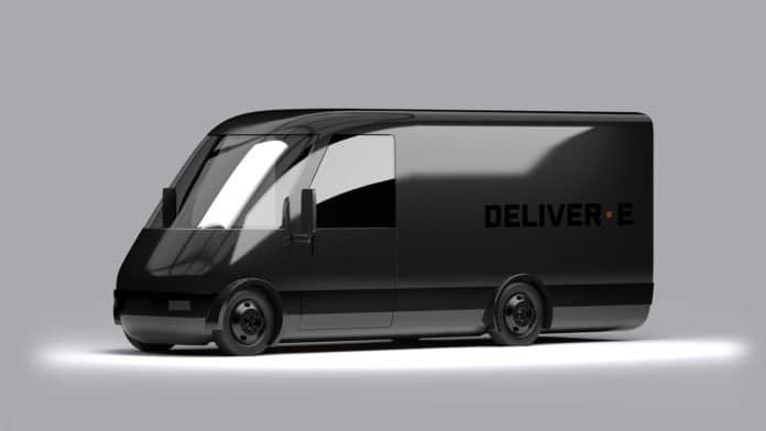 Bollinger Motors presents DELIVER-E all-electric delivery van concept.