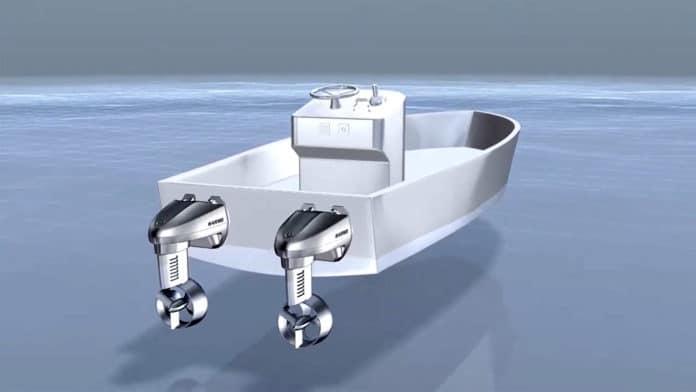 Yamaha begins testing HARMO, its revolutionary electric drive for e-boats.