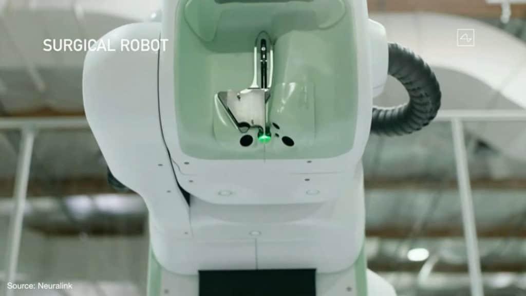 Neuralink Surgical Robot