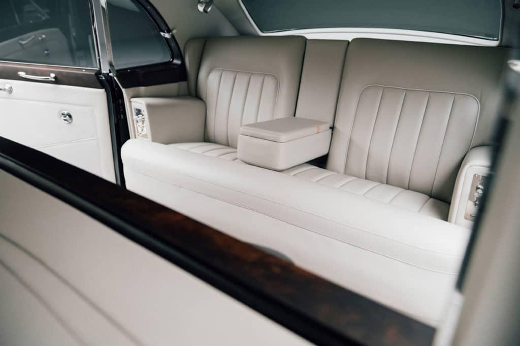 Electric Rolls-Royce Phantom V Seat.