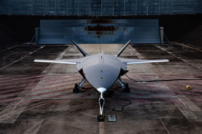 Boeing Australia fires up engine on its first Loyal Wingman unmanned aircraft.