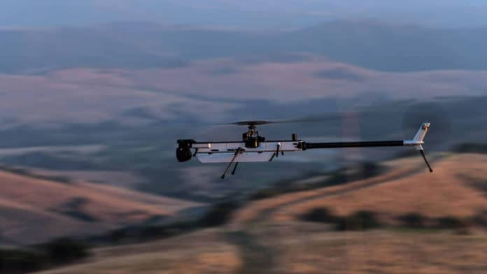 Anduril unveils AI-powered Ghost 4 drone for military and commercial use.