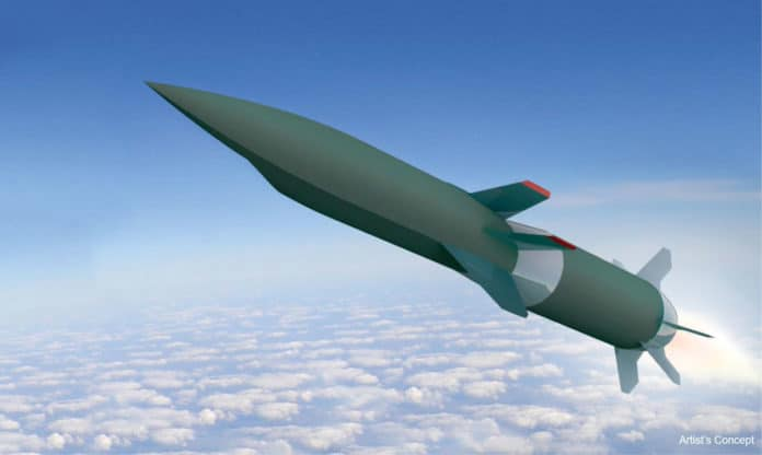 DAPRA, USAF prepare for first free-flight testing of hypersonic missiles.