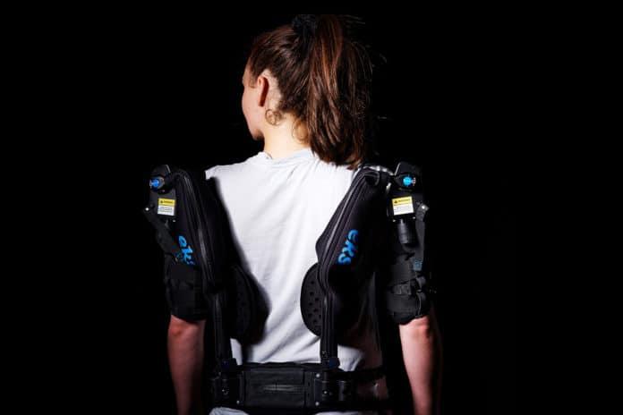 Ekso Bionics unveils more flexible, comfortable EVO Exoskeleton.
