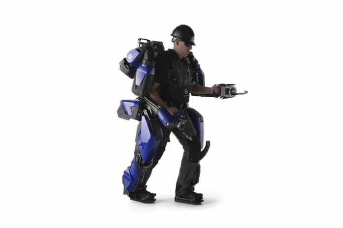 Sarcos Robotics raises $40 million to bring its full-bodied exoskeleton to market.