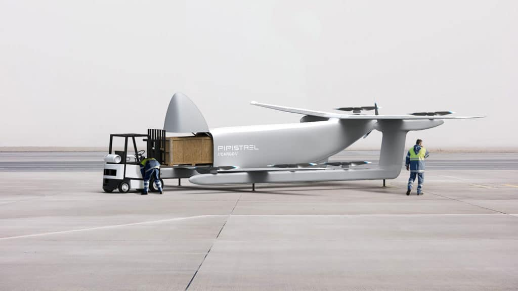 Nuuva V300 loading.