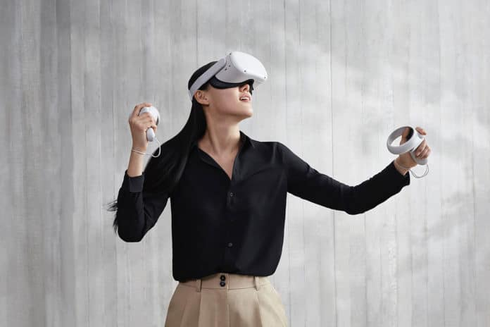 Facebook launches more powerful and cheaper Oculus Quest 2 VR headset.