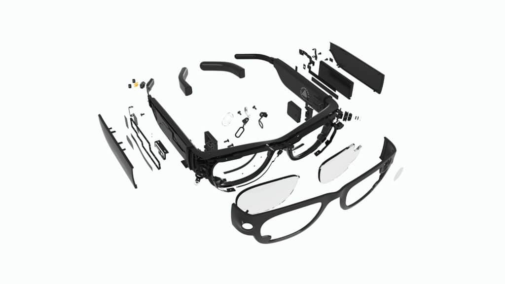 Project Aria glasses add a 3D layer of useful, contextually-relevant and meaningful information on top of the physical world.