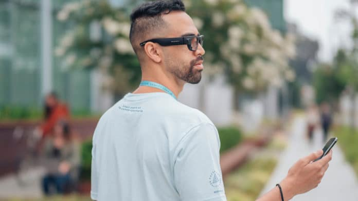 Facebook is building Augmented Reality (AR) glasses.