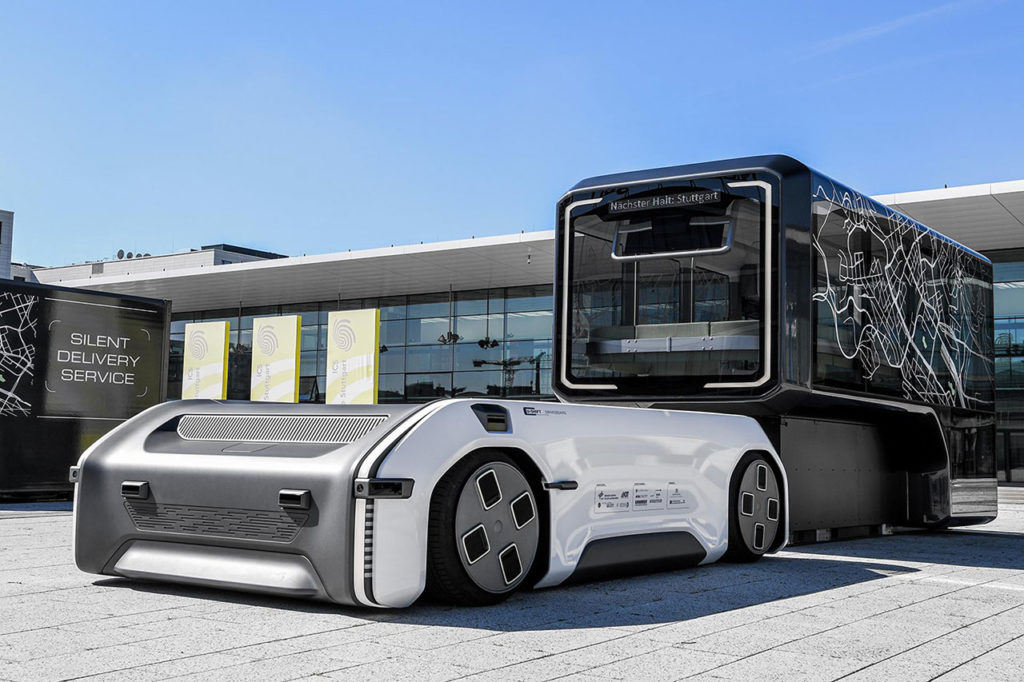 Tomorrow's mobility should be more sustainable, efficient, and comfortable.