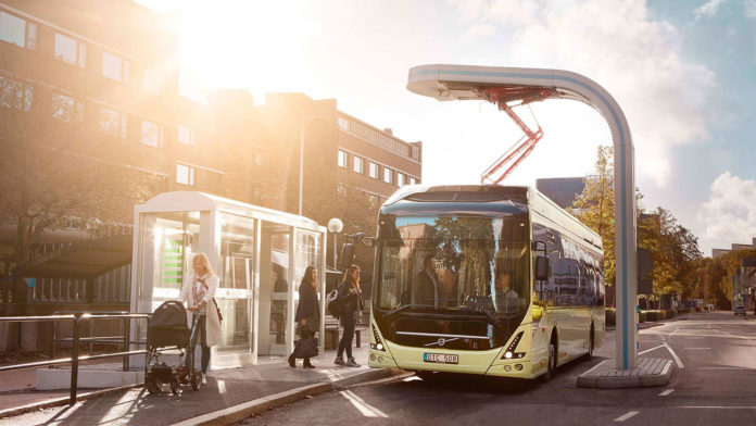 Volvo Buses and Batteryloop team up to give new life to old batteries.