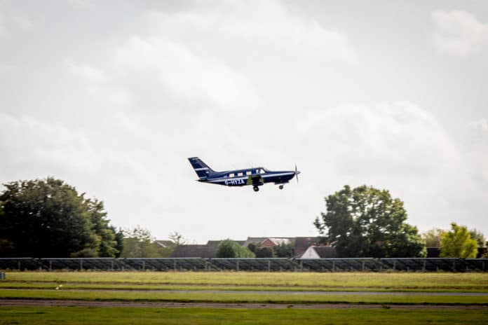 ZeroAvia's retrofitted Piper M-class is now the largest hydrogen powered aircraft in the world.