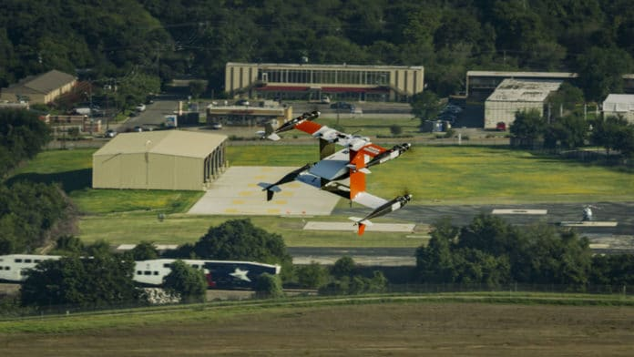 Bell APT 70 successfully completes flight test using Detect and Avoid system.