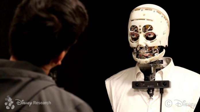 Engineers develop a system for lifelike gaze in human-robot interactions.