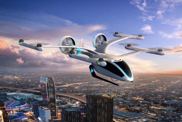 EmbraerX spin-off Eve project to shape the future of Urban Air Mobility.